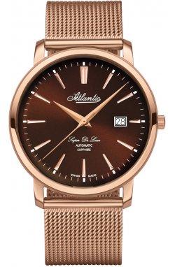 Часы Atlantic 64756.44.81 мужские наручные Швейцария