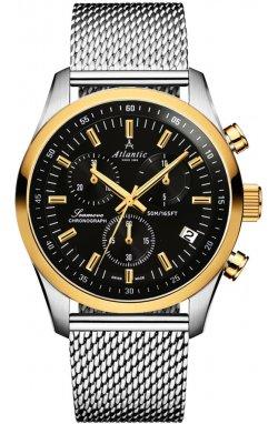 Часы Atlantic 65456.43.61 мужские наручные Швейцария
