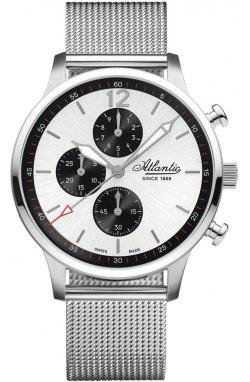 Часы Atlantic 68455.41.22 мужские наручные Швейцария