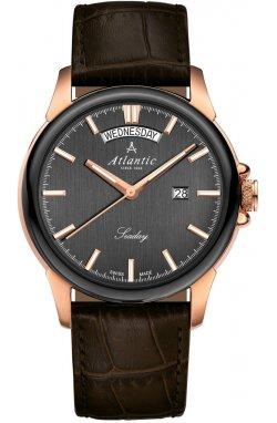 Часы Atlantic 69550.43.41R мужские наручные Швейцария