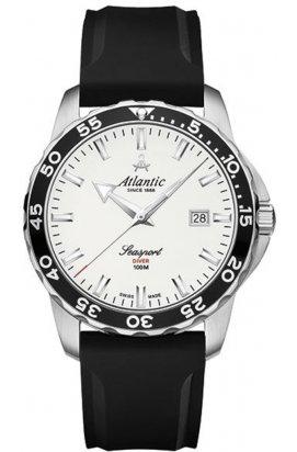 Часы Atlantic 87362.41.21PU мужские наручные Швейцария
