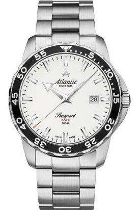 Часы Atlantic 87367.41.21 мужские наручные Швейцария