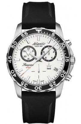 Часы Atlantic 87462.41.21PU мужские наручные Швейцария