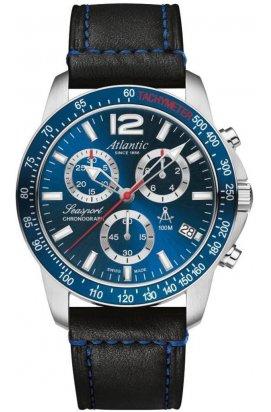 Часы Atlantic 87463.42.51 мужские наручные Швейцария