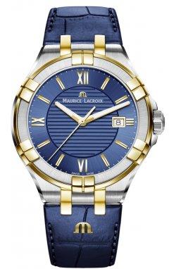 Часы Maurice Lacroix AI1008-PVY11-432-1 мужские наручные Швейцария