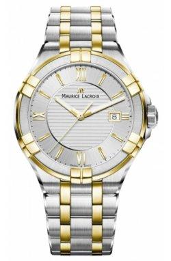 Часы Maurice Lacroix AI1008-PVY13-132-1 мужские наручные Швейцария