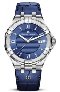 Часы Maurice Lacroix AI1008-SS001-430-1 мужские наручные Швейцария