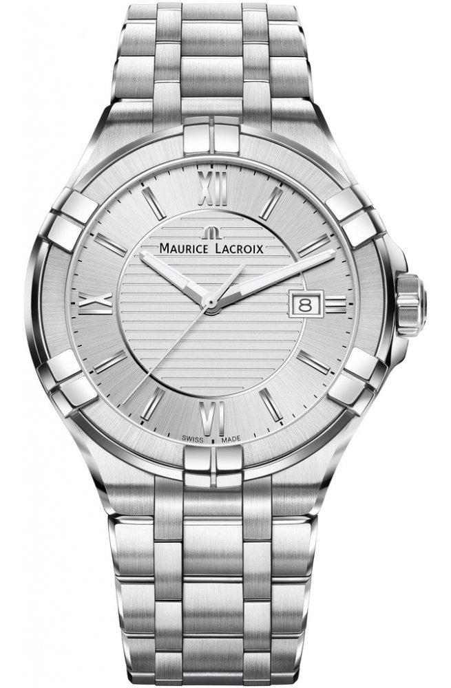 Часы Maurice Lacroix AI1008-SS002-130-1 мужские наручные Швейцария