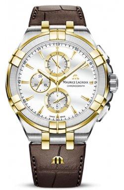 Часы Maurice Lacroix AI1018-PVY11-132-1 мужские наручные Швейцария