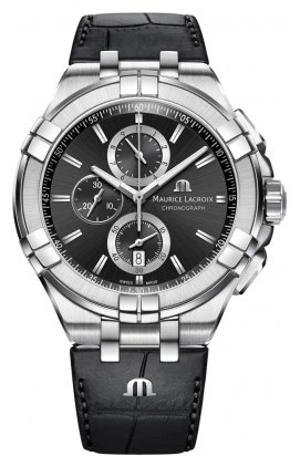 Часы Maurice Lacroix AI1018-SS001-330-1 мужские наручные Швейцария