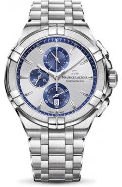 Часы Maurice Lacroix AI1018-SS002-131-1 мужские наручные Швейцария