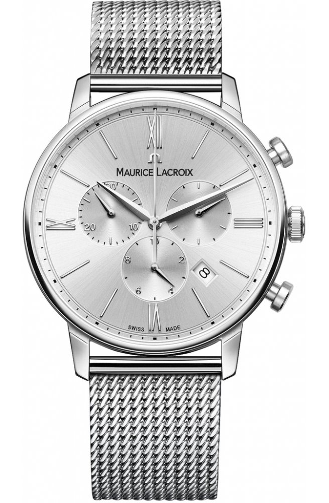 Часы Maurice Lacroix EL1098-SS002-110-1 мужские наручные Швейцария