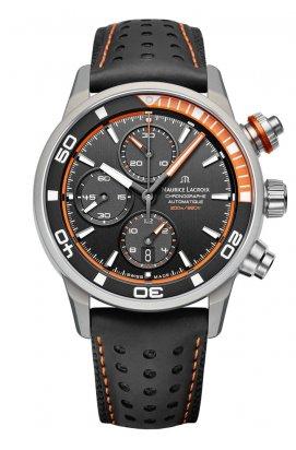 Часы Maurice Lacroix PT6028-ALB31-331-1 мужские наручные Швейцария
