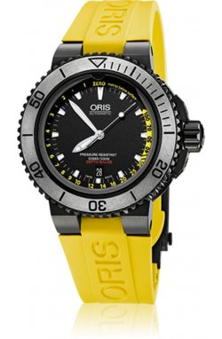 Часы Oris 484-733.7675.4754 Set RS Depth Gauge мужские наручные Швейцария