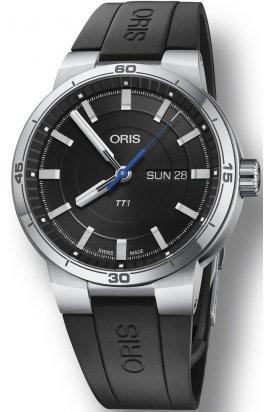 Часы Oris 554-735.7752.4154 RS 4.24.06FC TT 1 мужские наручные Швейцария