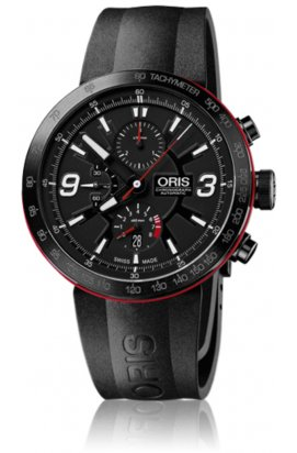 Часы Oris 674.7659.47.64.RS.4.25.06.B мужские наручные Швейцария