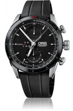 Часы Oris 674.7661.44.34.RS.4.22.20.FC мужские наручные Швейцария