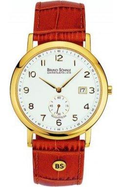 Часы Bruno Sohnle 17.33036.921 мужские наручные Германия