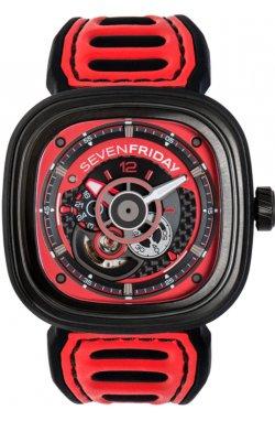 Часы Sevenfriday SF-P3B/06 мужские наручные Швейцария