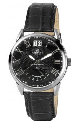Часы Christina 510SBLBL мужские наручные Дания