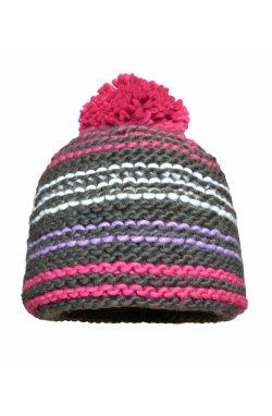 Шапка Extremities Vergio Beanie Pink tripe one size