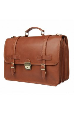 Классический кожаный мужской портфель JD7397X John McDee