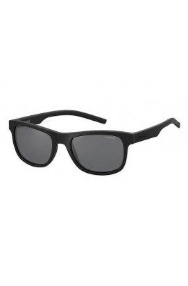 Солнцезащитные очки Polaroid PLD6015-YYV-Y2 - wayfarer, Цвет линз - серый