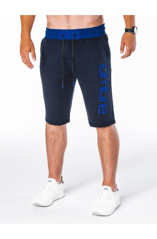 Шорты мужские W050 - Синий