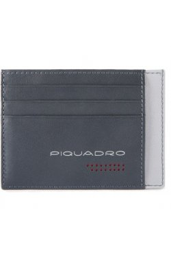 Кредитница Piquadro URBAN/Grey-Black PP2762UB00R_GRN