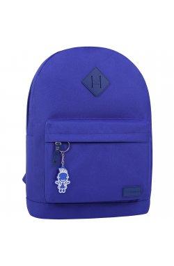 Рюкзак Bagland Молодежный W/R 17 л. синий (00533662)