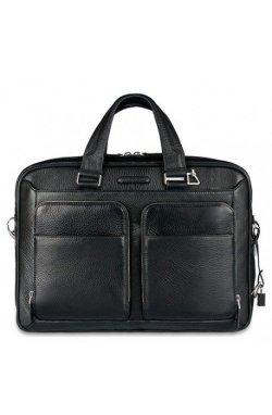 Мужская сумка PIQUADRO черный MODUS/Black CA2849MO_N