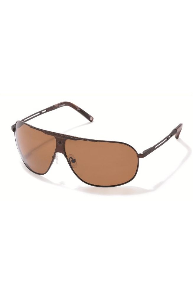 Мужские солнцезащитные очки Polaroid X4211C - прямоугольные;маска, Цвет линз