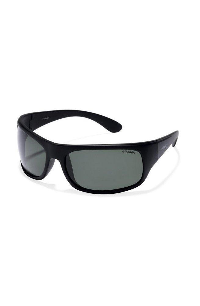 Спортивные очки Polaroid 7886-9CA-RC - облегающие, Цвет линз - зеленый