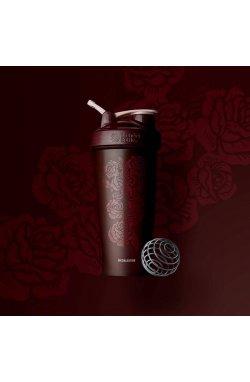 Шейкер спортивный BlenderBottle Classic oop 28oz/820ml Special Edition Amour Roses (ORIGINAL)