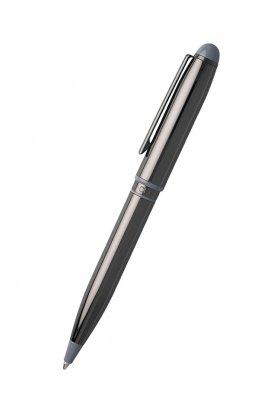 Кулькова ручка Cerruti Leap Gun Pastel Grey, Dark Grey - wos5836