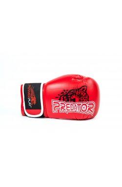 Боксерские перчатки PowerPlay 3009 Красные 1