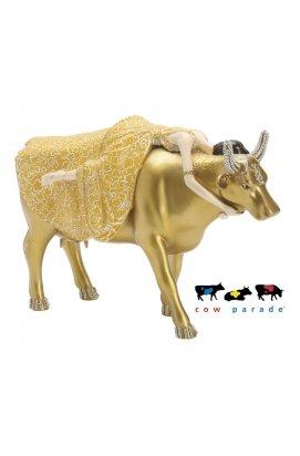 Коллекционная статуэтка корова Tanrica - wos2075