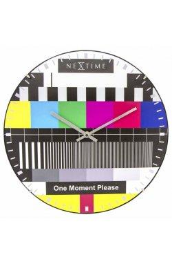 """Часы настенные """"Testpage Dome"""""""