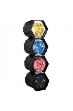 LED подсветка из 3 модулей