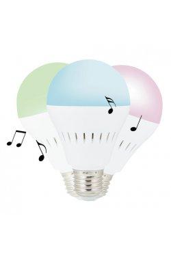 Bluetooth-динамик Умная лампочка