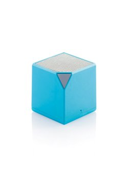 Bluetooth-динамик Куб, синий