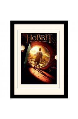 "Постер в раме ""The Hobbit (One Sheet)"""