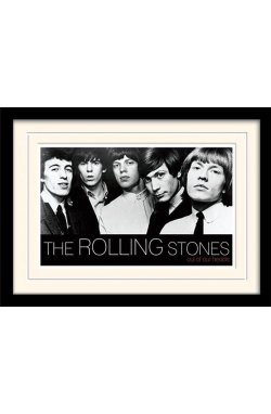 "Постер в раме ""Rolling Stones (Out Of Our Heads)"""