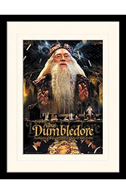"Постер в раме ""Harry Potter (Dumbledore)"""