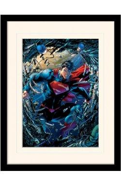 "Постер в раме  ""Superman (Unchained)"""