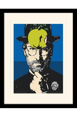 "Постер в раме  ""TVBOY (The Son of Apple)"""