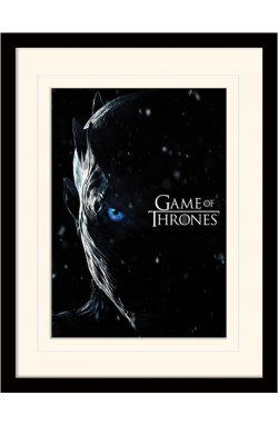 "Постер в раме ""Game Of Thrones (The Night King)"""