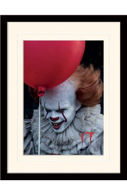 "Постер в раме  ""IT (Pennywise Balloon)"""