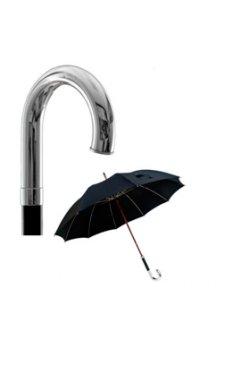 Зонт мужской Silver - 4865