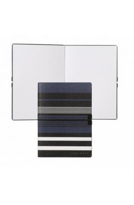 Блокнот для заметок A6 Storyline Stripes Blue - 6774